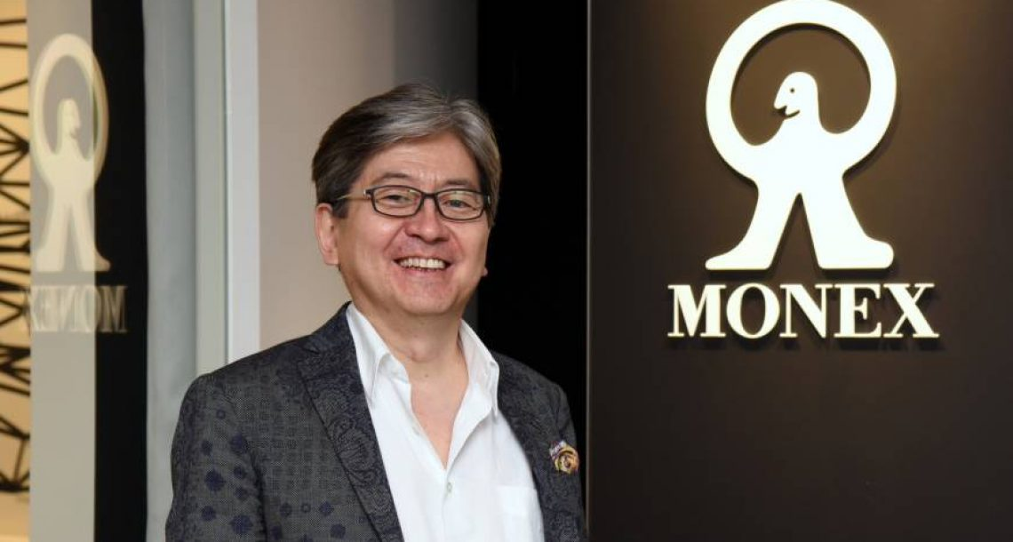 Japan: Monex CEO sees cryptocurrency future for finance industry
