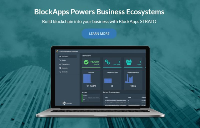 BlockApps and Optimum initiate strategic partnership with development of energy usage tracking solution