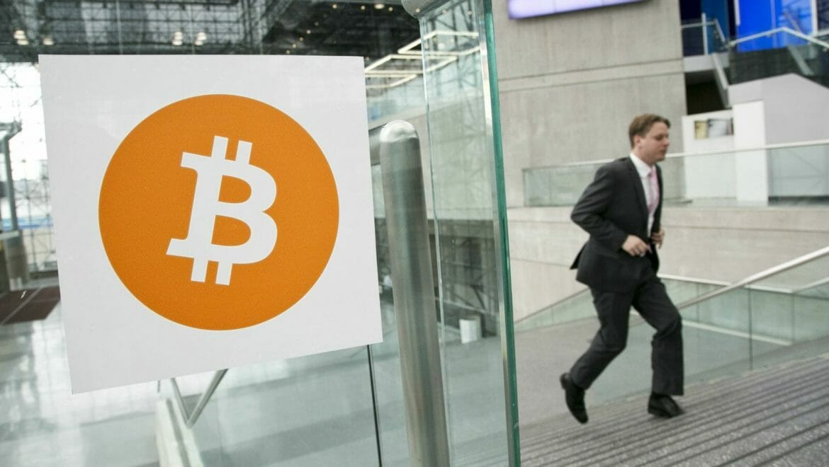 People are ramping up bitcoin-related job searches after its massive rally