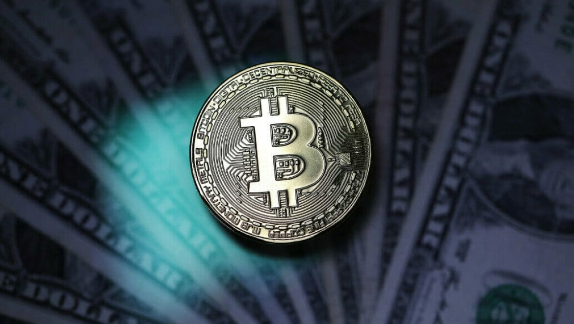 Bitcoin recovers from last week's selloff