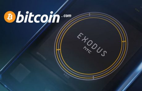 Bitcoin.com Announces Partnership With HTC