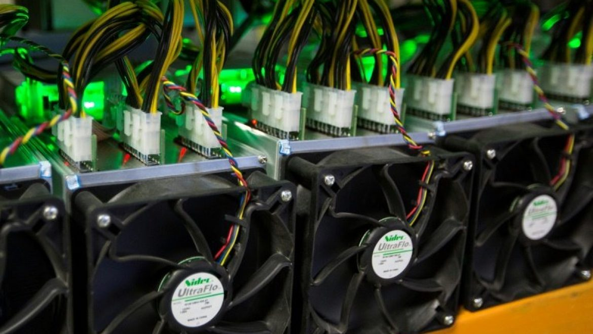 State-owned Estonian wind farm launched a cryptocurrency mine