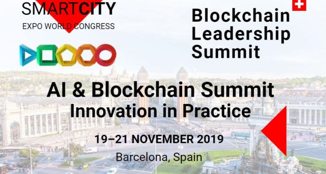 AI & BLOCKCHAIN SUMMIT BARCELONA