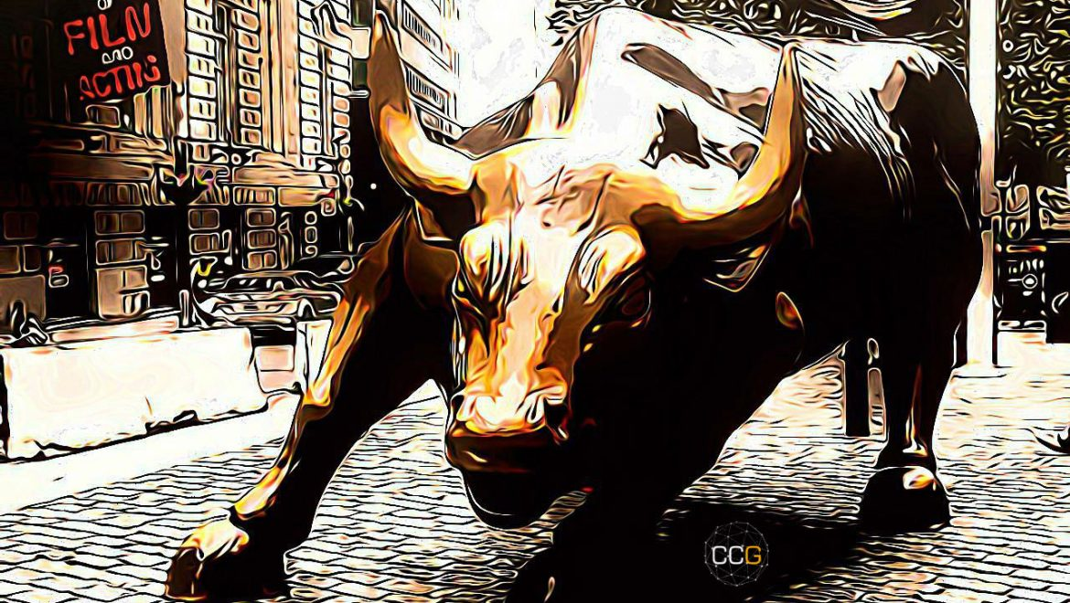 The Bulls Are Back in Town, Markets Rise to $333 Billion