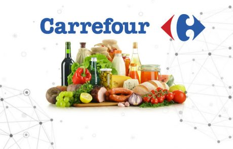 Carrefour Blockchain Tracking from farms to stores