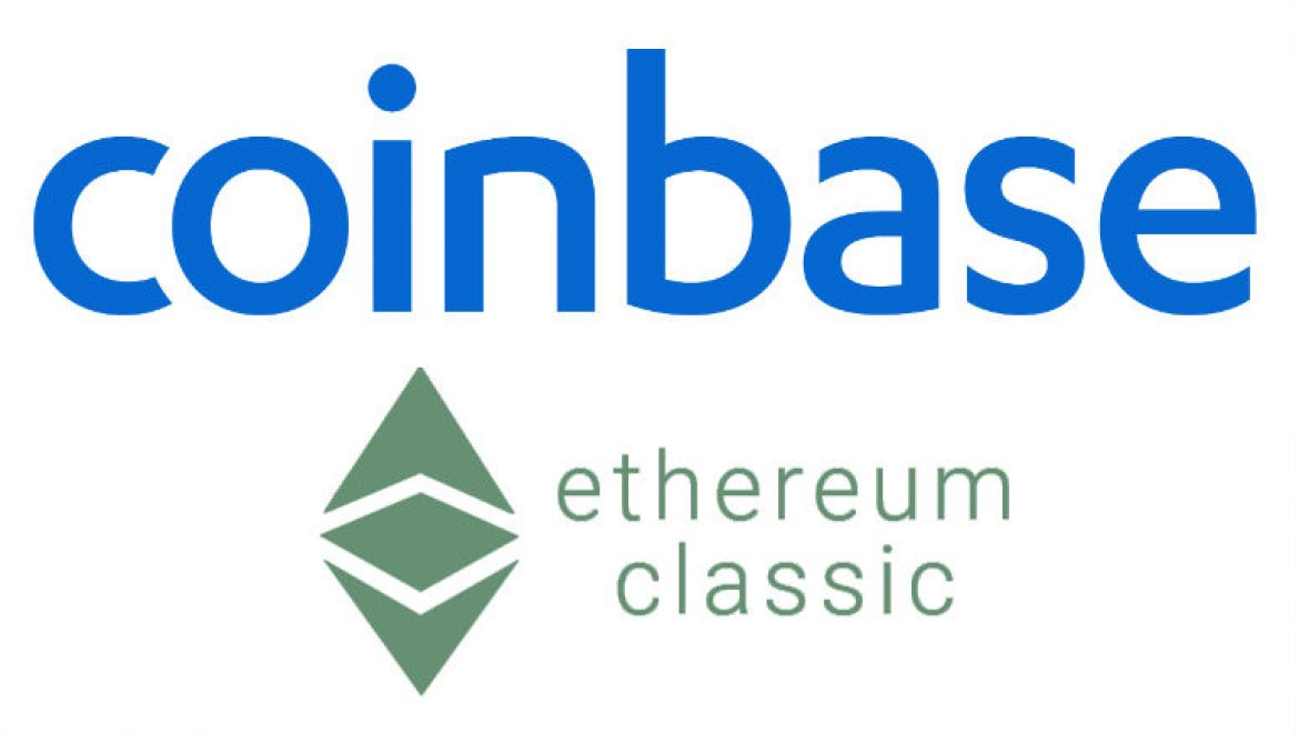 Coinbase to add Ethereum Classic to its platform