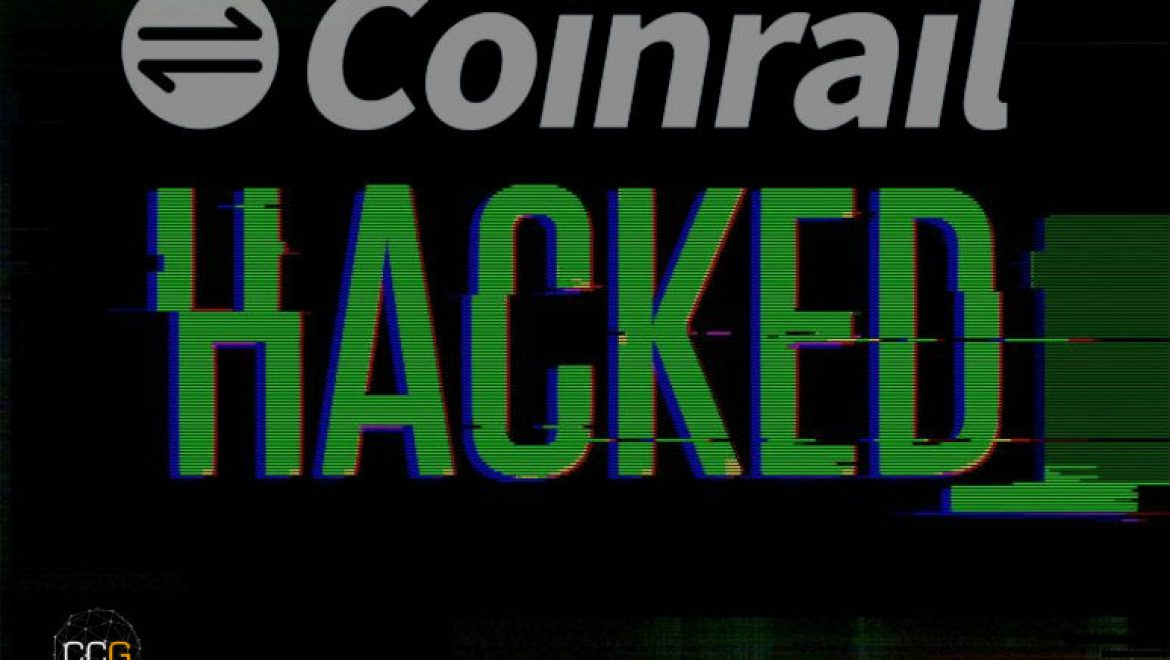 Coinrail Hacked: $40M in tokens are stolen