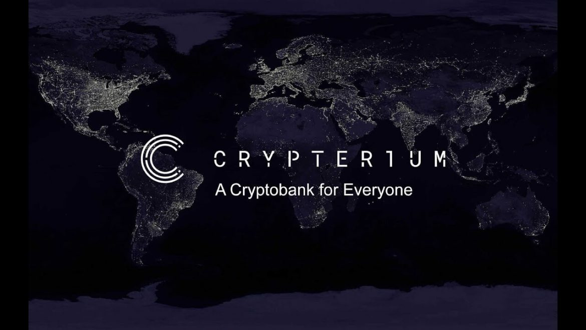 Visa UK's former chief executive Marc O'Brien joins world's first crypto bank Crypterium