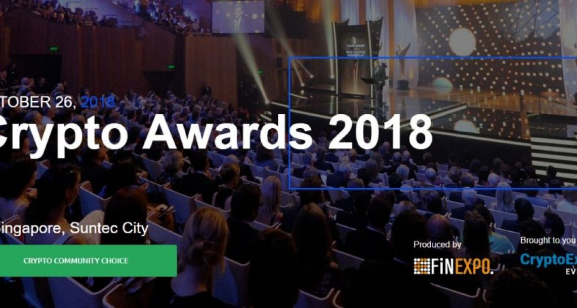 Crypto Awards 2018 The Best Crypto Companies of the Year