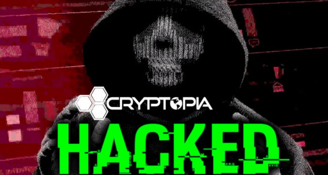 Cryptopia Exchange Goes Offline After Hack