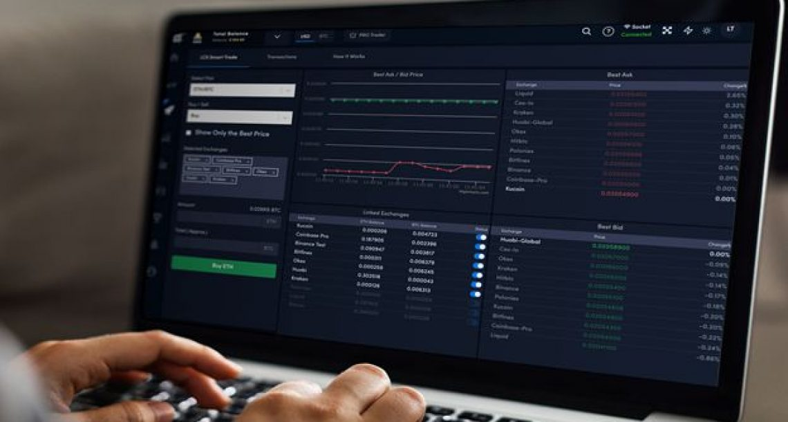 LCX Launches Smart Order For Cryptocurrency Trading