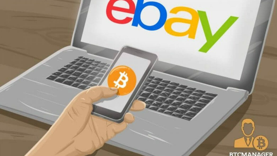 E-Bay Signs Accord with Adyen and Cryptocurrency Payment Platform BitPay