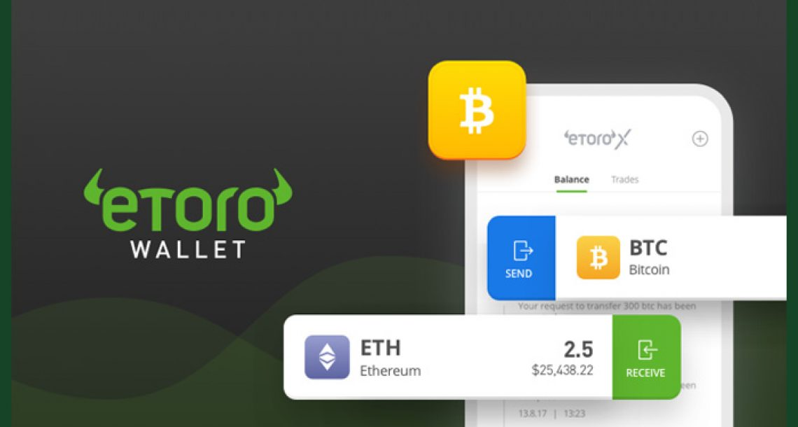 EToro Rolls Out Cryptocurrency Wallet