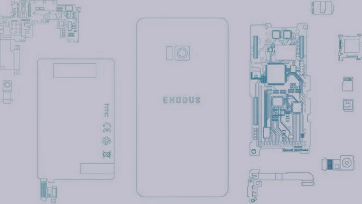HTC's BlockChain Based Exodus will Transform Your Device into a Cryptocurrency Nod