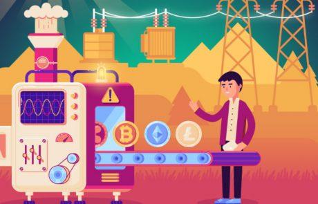 Infographic: Crypto energy consumption