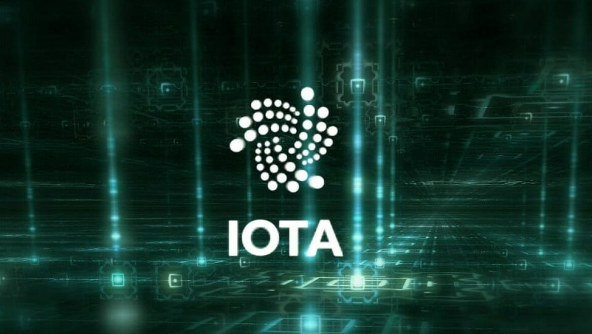IOTA SHOOTS TO FOURTH HIGHEST MARKET CAP IN MASSIVE RALLY