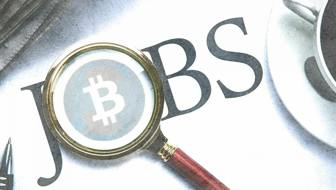 As Bitcoin Rebounds Past $16,000, Related Jobs Have Also Surged