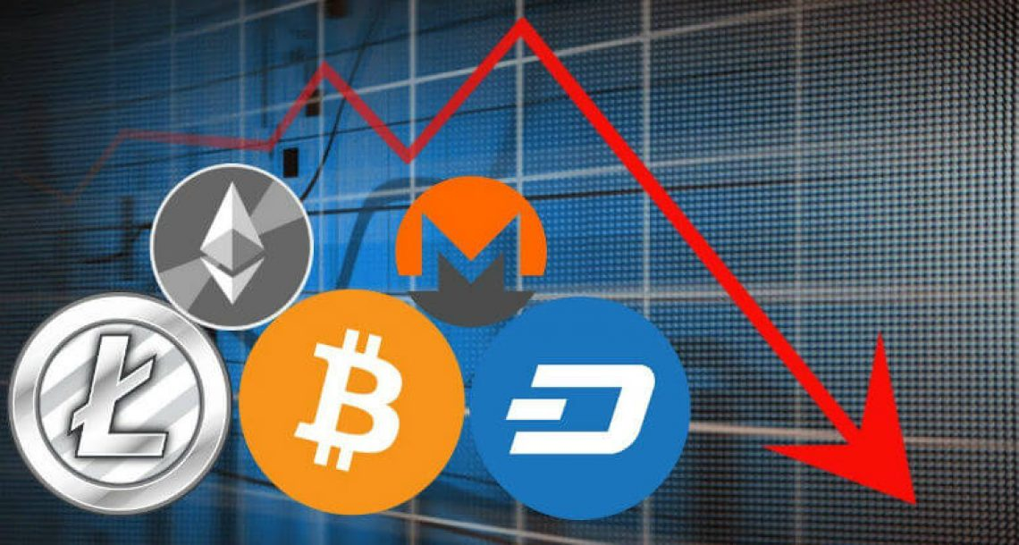 Crypto Markets Bloody day, Bitcoin dropped 15%, markets lost 20B