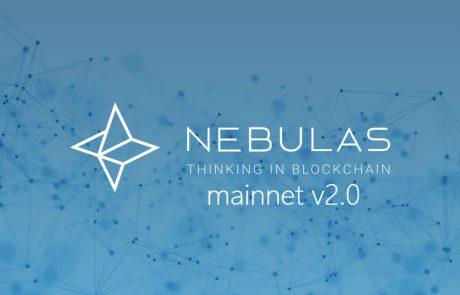 Nebulas announces mainnet v2.0