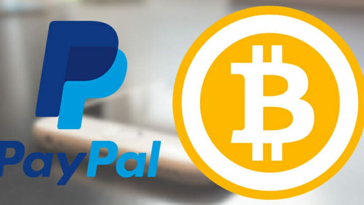 BITCOIN FULFILLING THE ORIGINAL PURPOSE OF PAYPAL