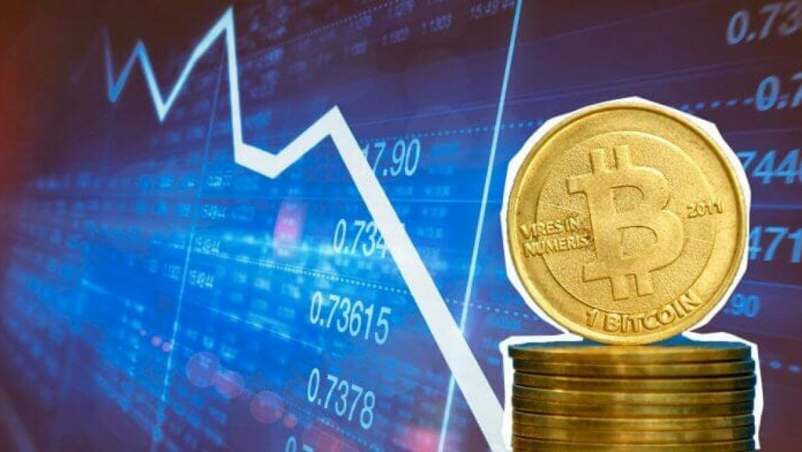 Bitcoin price plummets as mass sell-off drives down value of cryptocurrency and rivals Ethereum, Ripple and Litecoin