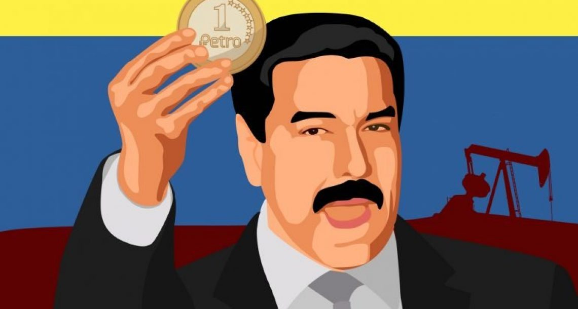 Venezuela's new bolivar pegged to cryptocurrency Petro
