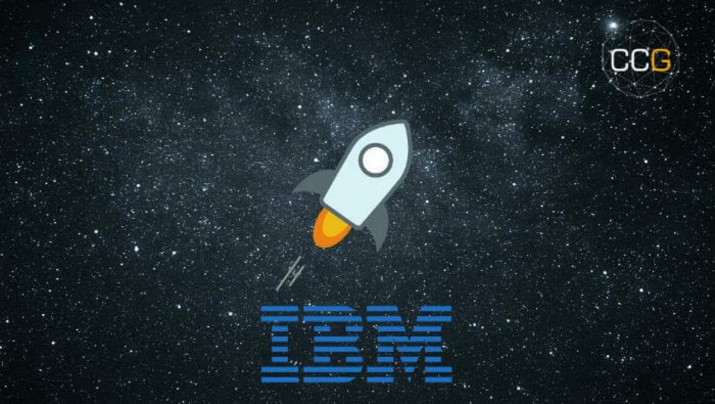 Stellar Lumens (XLM) already live on IBM Blockchain