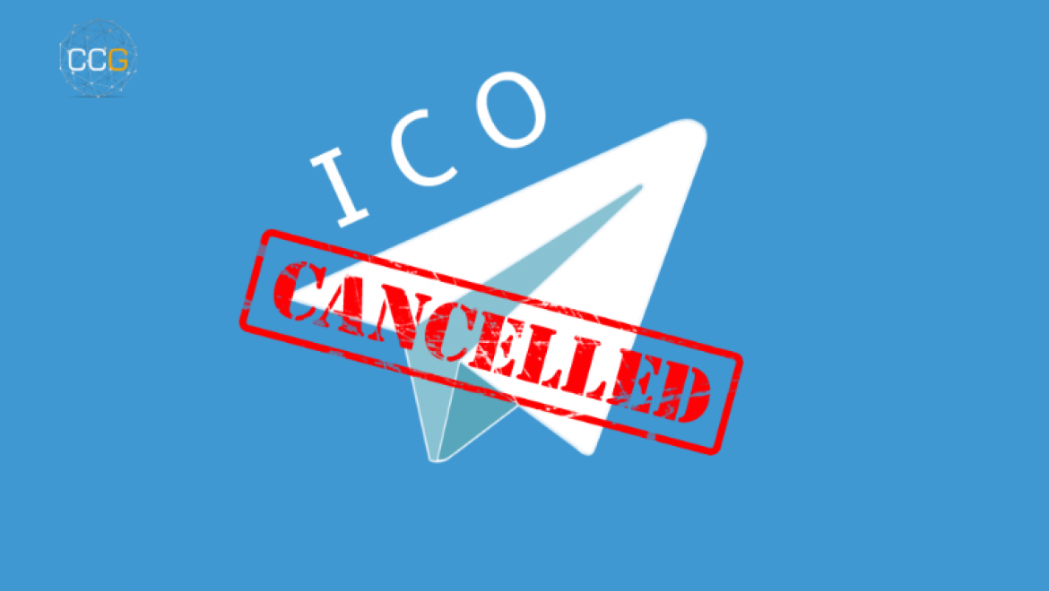 Telegram cancels its much-hyped ICO after raising $1.7 Billion in presale