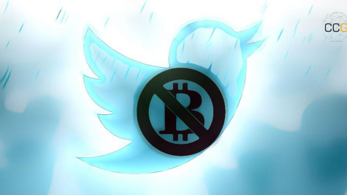 Twitter Suspends Bitcoin Cash (BCH) Promoting Account