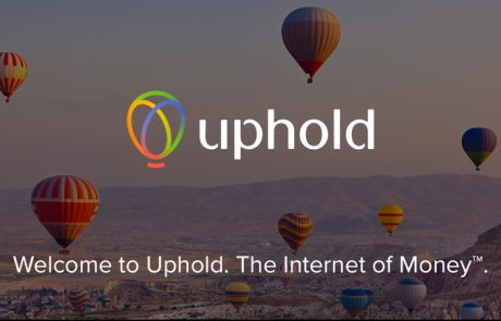 Uphold introduces commission-free cryptocurrency trading, and the world's easiest user interface