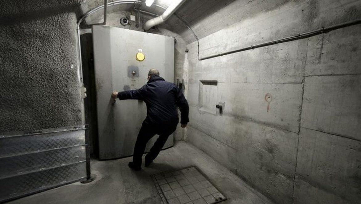 $10 billion worth of Bitcoin hidden and secured in bunkers